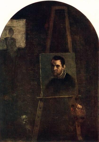 Self portrait WGA